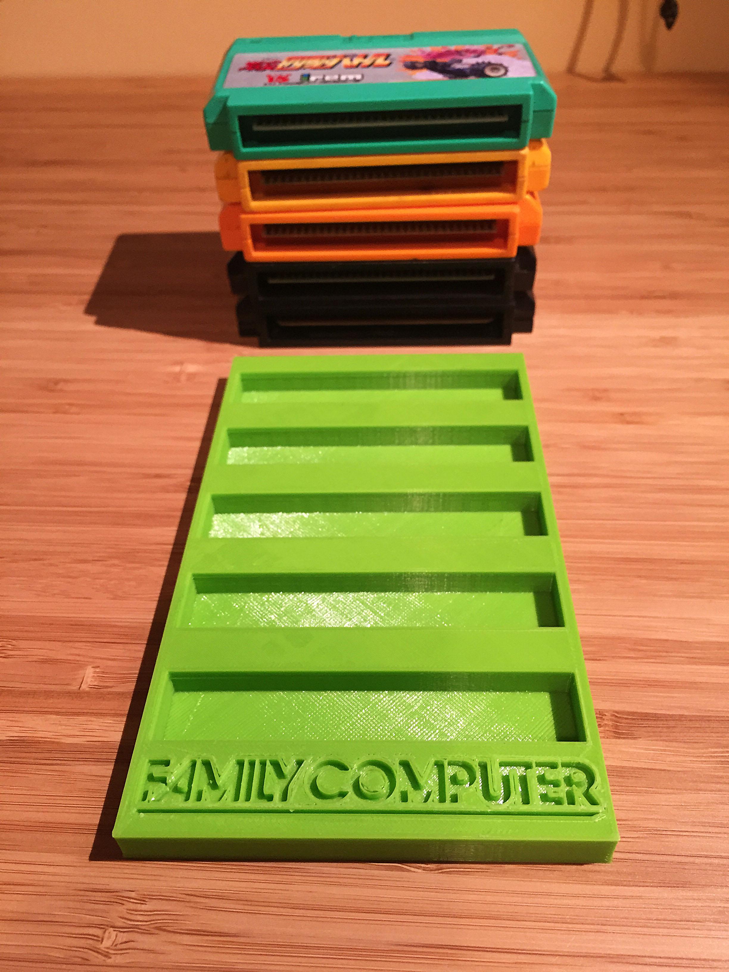 Click image for larger version.  Name:FamicomCartHolder2.jpg Views:218 Size:957.4 KB ID:350