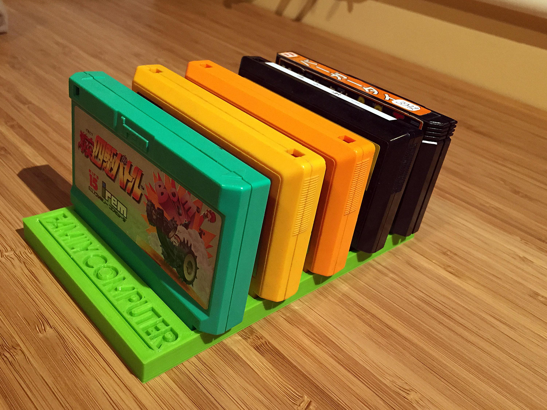 Click image for larger version.  Name:FamicomCartHolder.jpg Views:194 Size:977.4 KB ID:349